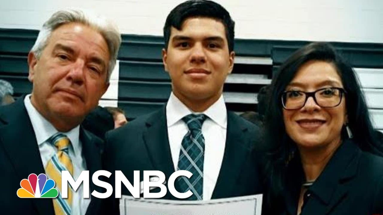New Jersey Law Protects Personal Information Of Public Officials | Morning Joe | MSNBC 1