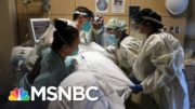 We Wanted To See 'Patients Coming First': Critical Care Nurse Shares Story | Katy Tur | MSNBC 5