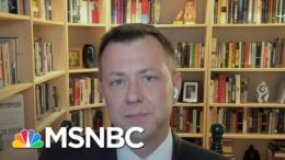 Peter Strzok: Trump Downplaying The Russia Threat Is 'Exactly Where We Started' | Deadline | MSNBC 5