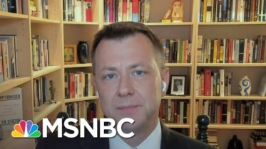 Peter Strzok: Trump Downplaying The Russia Threat Is 'Exactly Where We Started' | Deadline | MSNBC 6