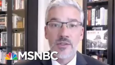 Voting Machine Companies Threaten Right-Wing Media Companies With Legal Action | Deadline | MSNBC 6