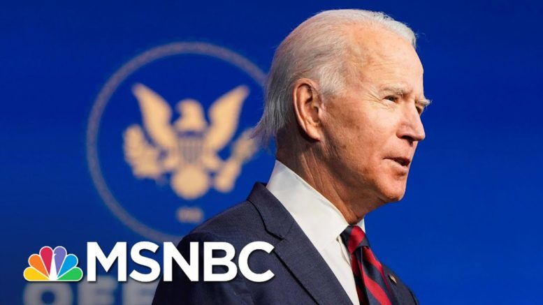 Biden Faces Pressure As He Seeks To Fill Diverse Cabinet | The Cross Connection | MSNBC 1