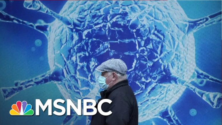 What To Know About New Covid Strain Spreading In U.K. | All In | MSNBC 1