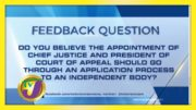 TVJ News: Feedback Question - December 18 2020 5
