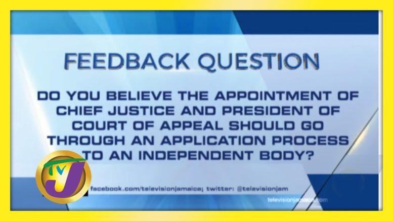 TVJ News: Feedback Question - December 18 2020 1