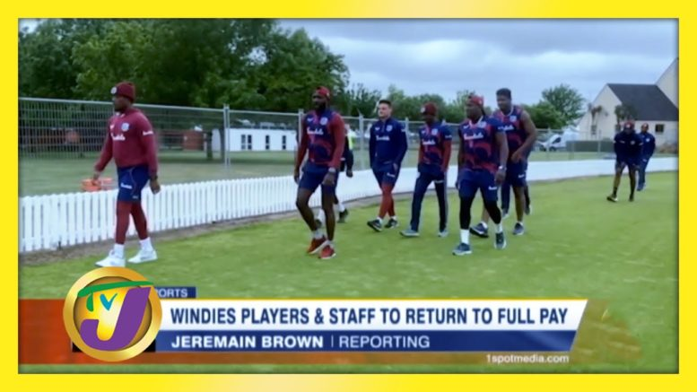 Windies Players & Staff to Return to Full Pay - December 18 2020 1
