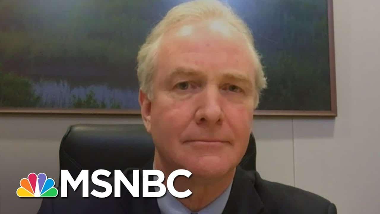 Sen. Chris Van Hollen On Coronavirus Relief: 'We've Got A Long Way To Go'   Craig Melvin   MSNBC 1
