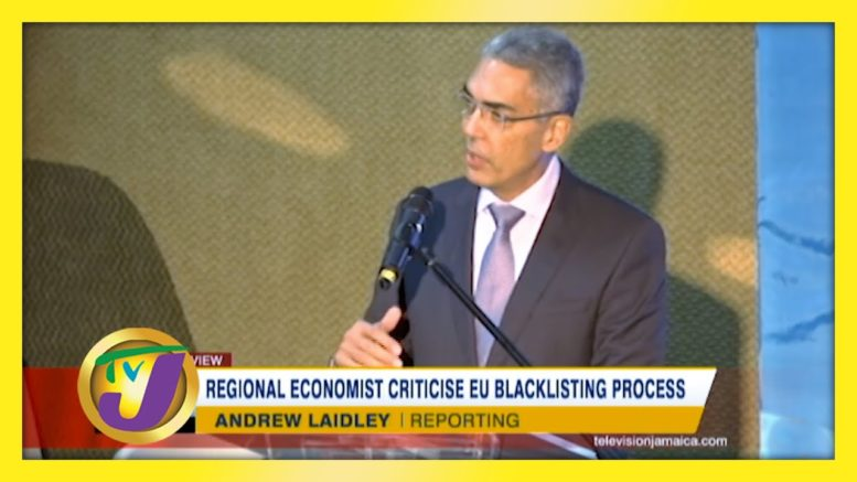 Regional Economist Criticise EU Blacklisting Process: TVJ Business Day - December 20 2020 1