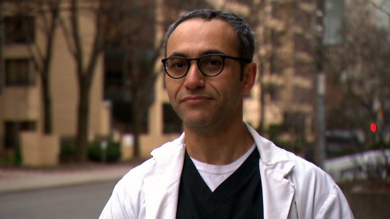 'Do us proud': Dr. Sharkawy urges Canadians to get COVID-19 vaccine after receiving his own shot 1