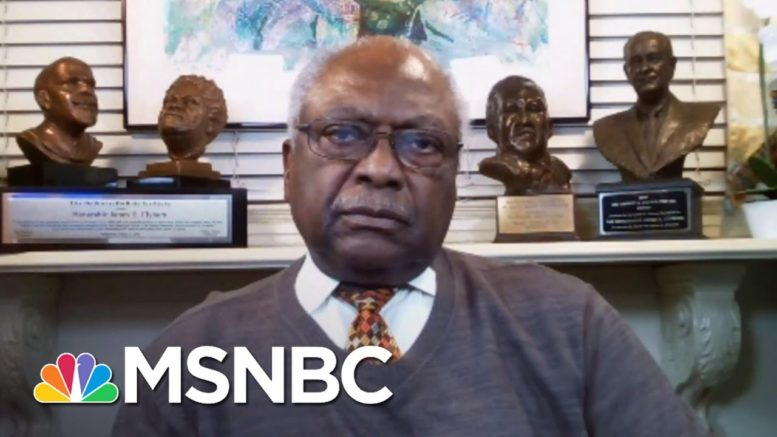 Rep. Clyburn Calls For Special Commission On Trump Admin's COVID Response | The Last Word | MSNBC 1