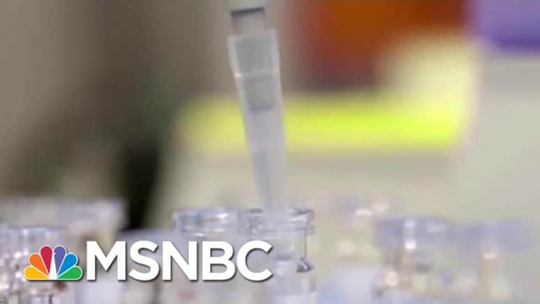 UK Becomes First Country To Approve Pfizer-BioNTech Vaccine, US Still Waiting | MTP Daily | MSNBC 1