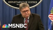 Bill Barr (Finally) Breaks With Trump On His Way Out The Door | The 11th Hour | MSNBC 2