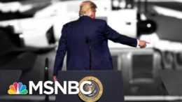 Trump Is Doing His Best To Leave A Mess For Biden To Fix | The 11th Hour | MSNBC 8
