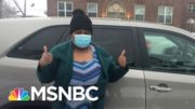 Preschool Director Renee Dixon Drives Uber So She Can Buy Presents For Students In Need | MSNBC 2