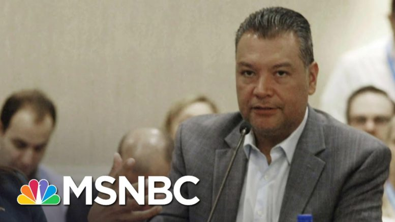 California Governor Names Alex Padilla To Fill Remainder Of Harris' Senate Seat | MSNBC 1