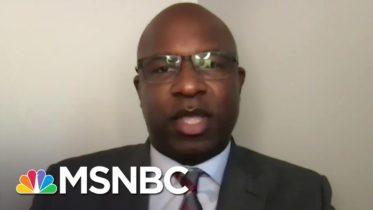 Congressman-Elect Jamaal Boweman Talks Relief Bill: 'It's Infuriating'   Katy Tur   MSNBC 6