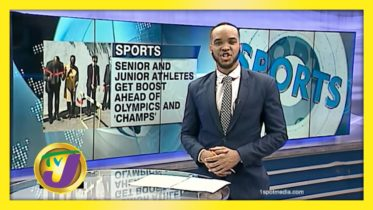 Junior & Senior Athletes to Receive Support - December 21 2020 6