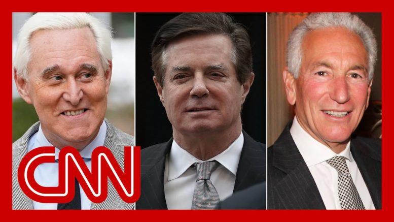 Trump pardons Paul Manafort, Roger Stone and Kushner's father 1