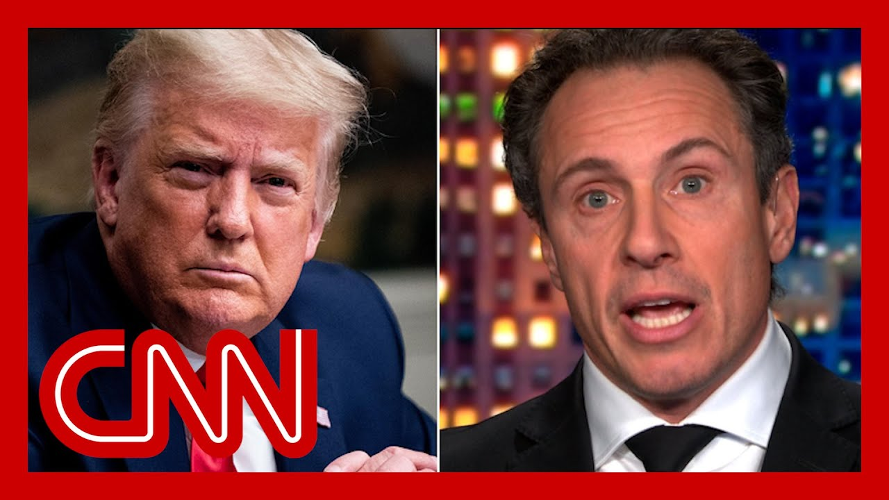 'The worst president ever. Period': Cuomo unloads on Trump 9