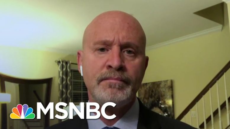 Glenn Kirschner: 'There Is No Line Donald Trump Won't Cross' | The Last Word | MSNBC 1