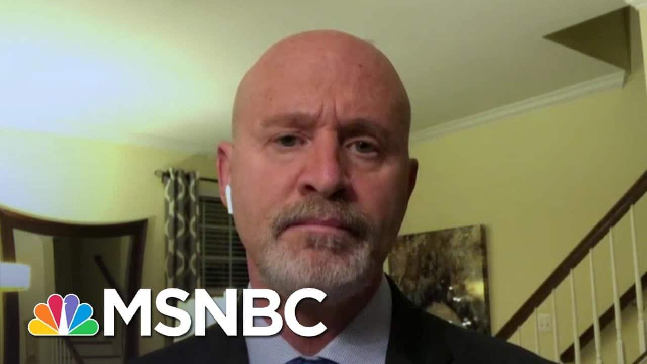Glenn Kirschner: 'There Is No Line Donald Trump Won't Cross' | The Last Word | MSNBC 2
