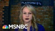 Fired Florida COVID Data Analyst Sues State Over Armed Raid | The Last Word | MSNBC 4