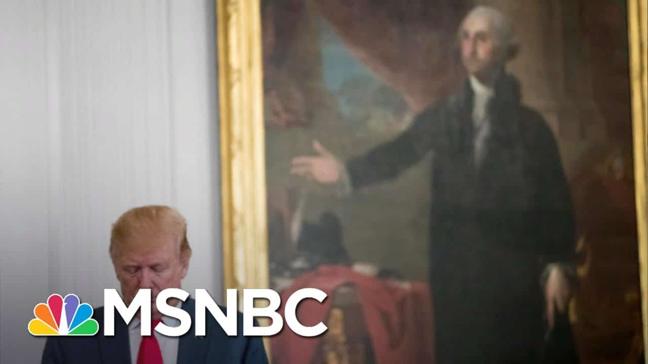 Trump Issues Slew Of Pardons And Digs In On Election Attacks   The 11th Hour   MSNBC 1