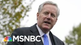 Chris Krebs: Secure Election Comes From Years Of Planning | Morning Joe | MSNBC 1
