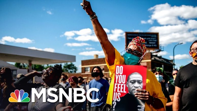Straight to the Heart of Systemic Racism | The Last Word with Lawrence O'Donnell | MSNBC 1
