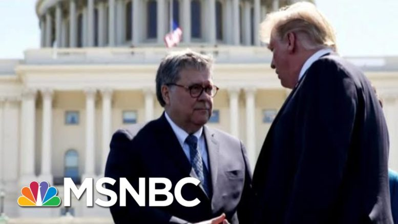 MAGA World Turns On Bill Barr Who Resigns As 'The Worst Attorney General In Our Lifetimes' 1