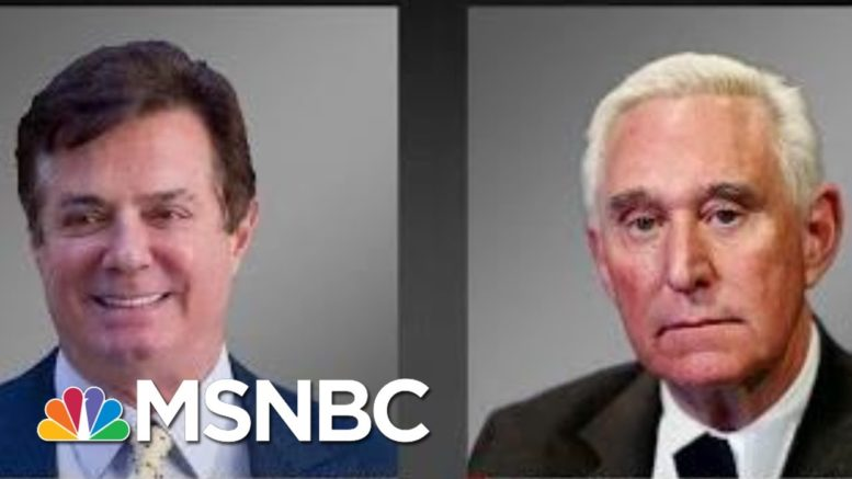 'As Corrupt As A Pardon Gets': Chris Hayes On Trump Pardoning Manafort, Stone | All In | MSNBC 1