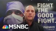 Trump Retweets False Claim Suggesting Nevada Medical Unit Is Fake | Ayman Mohyeldin | MSNBC 2