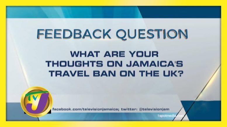TVJ News: Feedback Question - December 22 2020 1
