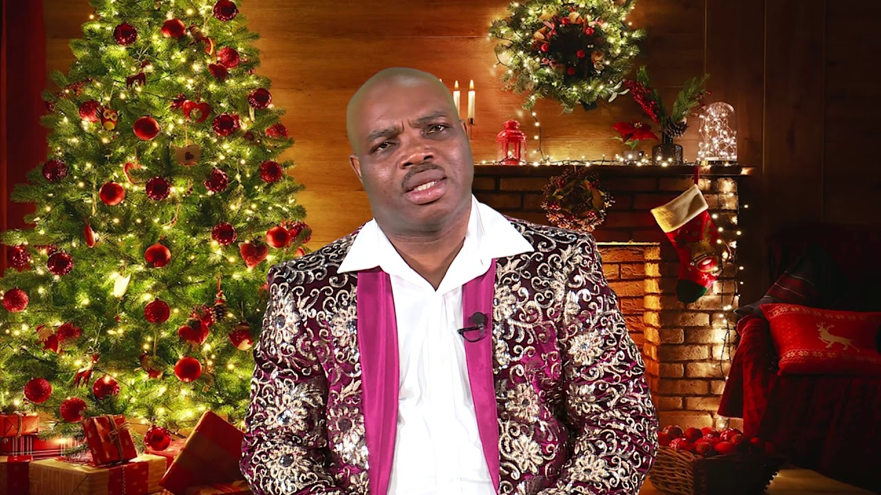 2020 CHRISTMAS MESSAGE - HON. GREGORY RIVIERE 1