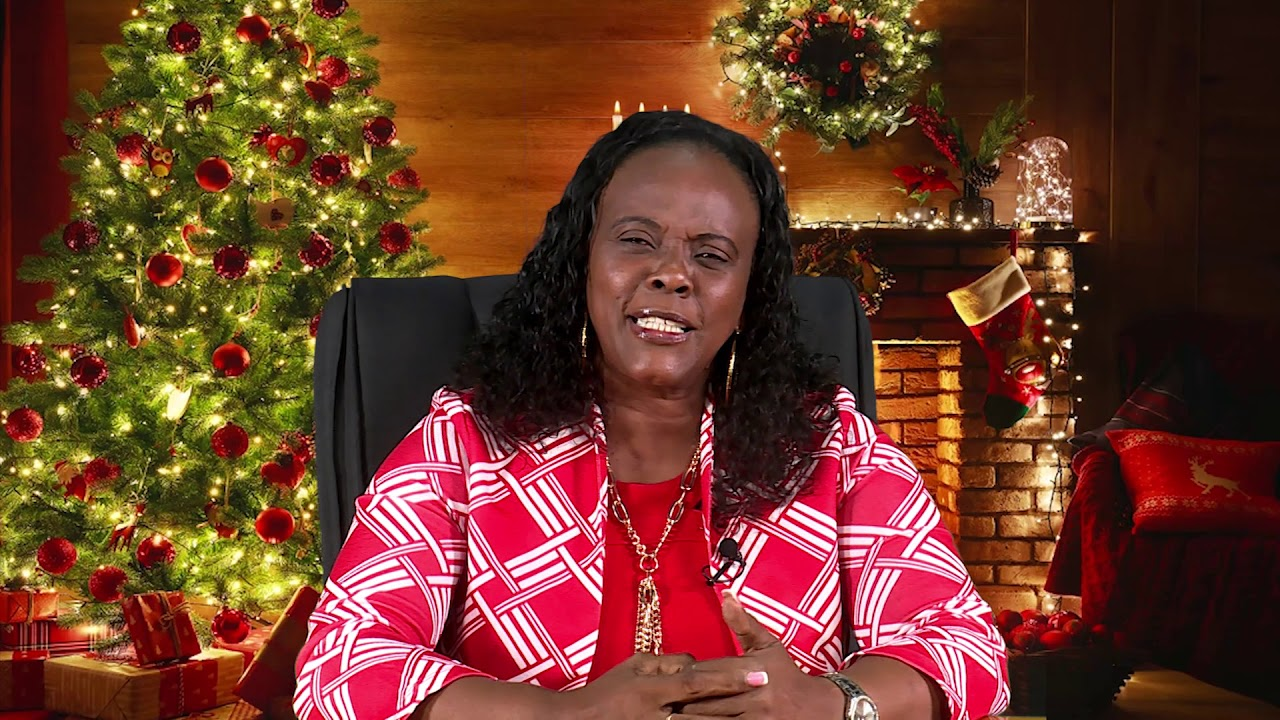 2020 CHRISTMAS MESSAGE - HON. GRETTA ROBERTS 1