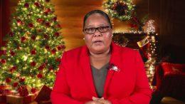 2020 CHRISTMAS MESSAGE - HON. OCTAVIA ALFRED 9