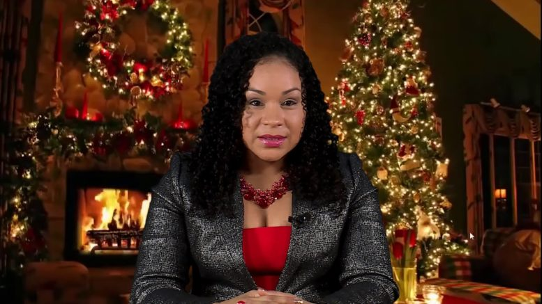 2020 CHRISTMAS MESSAGE - HON. MELISSA SKERRIT 1