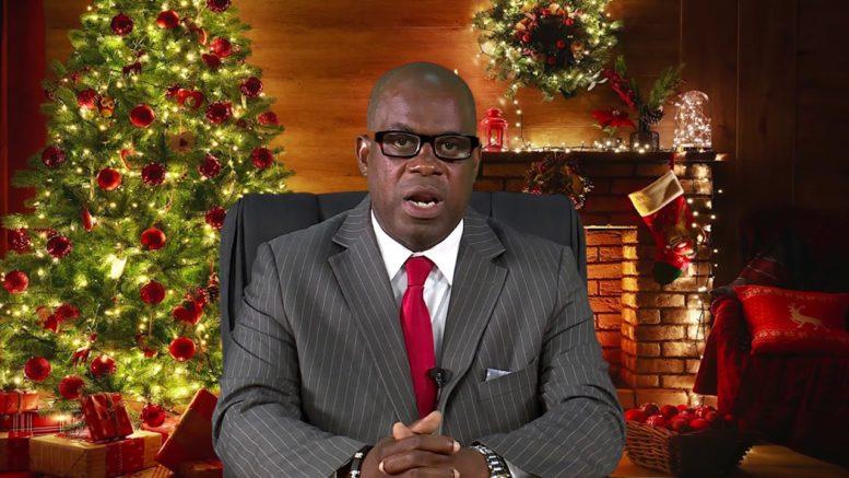 2020 CHRISTMAS MESSAGE - HON. JOSEPH ISAAC 1