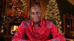 2020 CHRISTMAS MESSAGE - PRIME MINISTER HON. ROOSEVELT SKERRIT 1