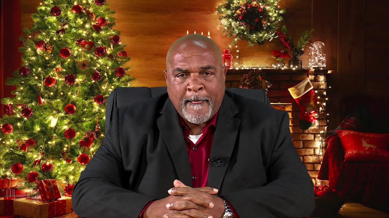 2020 CHRISTMAS MESSAGE - HON. REGINALD AUSTRIE 2
