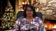 2020 CHRISTMAS MESSAGE - HON. CHERKIRA LOCKHART HYPOLITE 3