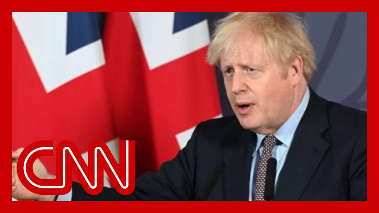See Boris Johnson's full post-Brexit trade deal speech 1