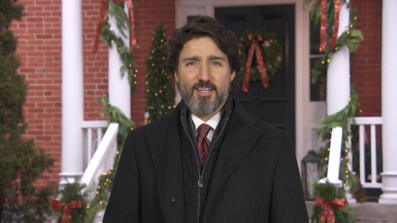 Prime Minister Justin Trudeau's annual Christmas message 1