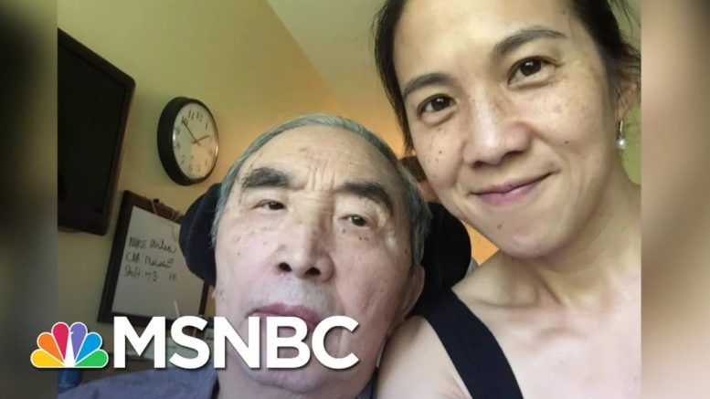 Psychology Prof. On Coping With COVID: We Are Stronger Than We Think | The Last Word | MSNBC 1