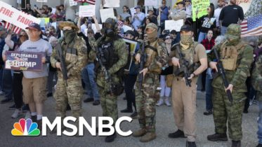 Trump Signals Extremist Supporters With Martial Law Talk; Promises 'Wild' D.C. Protest 10
