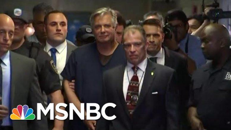 Why Stone, Manafort, Flynn Could Be Given Grand Jury Subpoenas In Future | Morning Joe | MSNBC 1