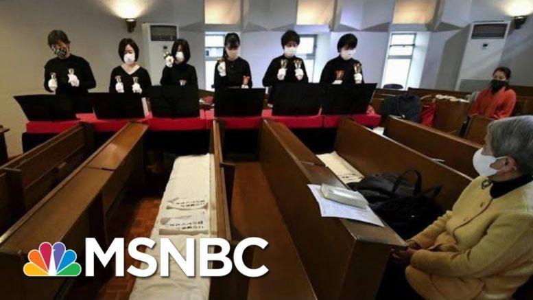 Faith Leaders Reflect On A Holiday Season Amid A Pandemic | Morning Joe | MSNBC 1