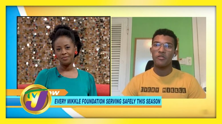 Every Mikkle Foundation Serving Safely this Season: TVJ Smile Jamaica - December 23 2020 1