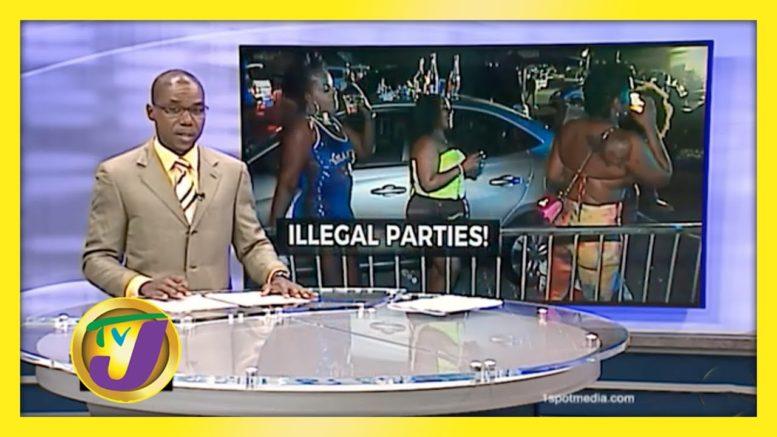 Illegal Parties Amid Curfew - December 23 2020 1
