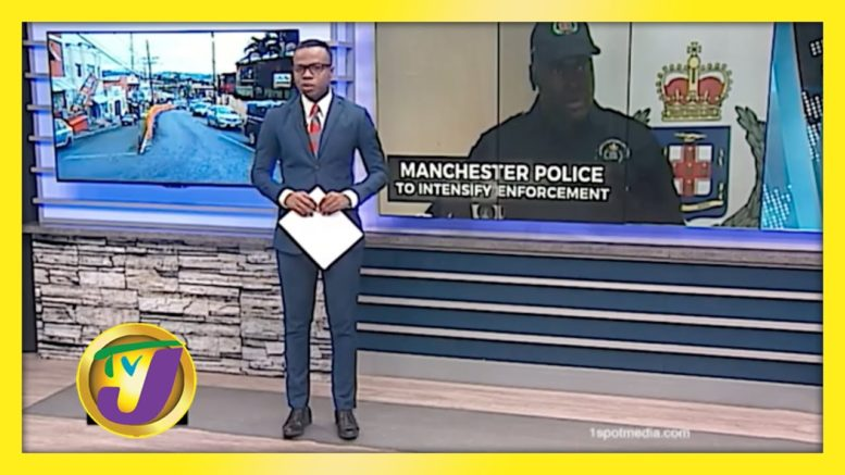 Manchester Police Talk Tough on Covid Rules Enforcement - December 23 2020 1